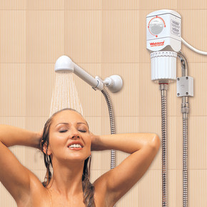 Elektrikli Duş Şofbeni