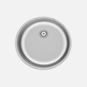 Pera Tezalt Y6 Dekorlu P.Çelik Eviye
