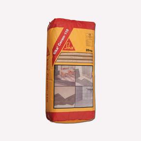 Sikaceram 110 Çimento Esaslı Fayans Seramik Yapıştırıcısı Gri 25 kg Torba