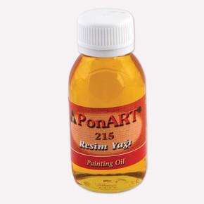PonArt 100 ml Resim Yağı