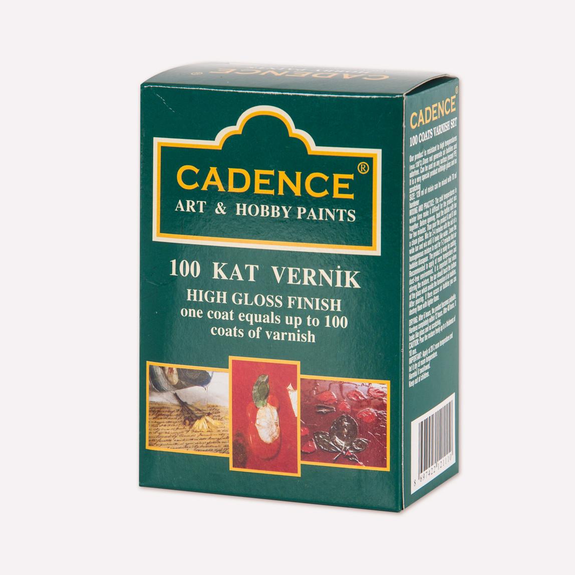 190ml 100 Kat Vernik