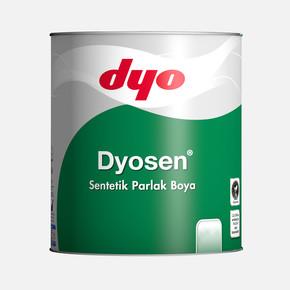 Sentetik Boya 0010 Koyu Kahve 0,75 Lt