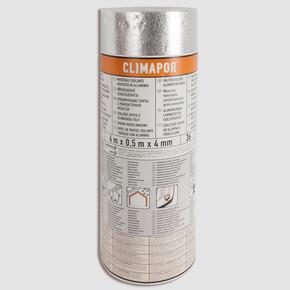 Climapor Alüminyum Kaplı EPS Yalıtım Rulosu