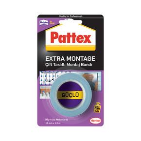 Pattex Tape Extra Montaj Bandı   19Mmx1,5M