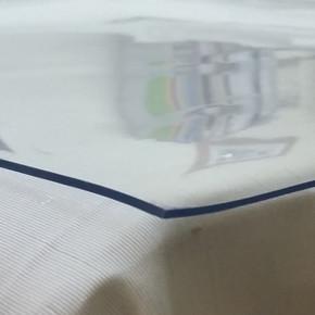 PVC Masa Örtüsü Şeffaf 2mm