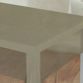 PVC Masa Örtüsü Kristal Şeffaf 0,5mm
