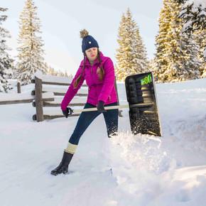 Kar Küreği 120cm genişlik 53cm