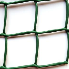 C-143 Yeşil 1Mt X 25Mt 44X44mm UV Filtreli Yüksek Dayanıklı Plastik Çevirme Çiti (HDPE)
