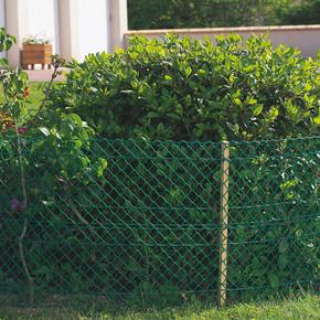 Floranet Yeşil 60CM x 25MT 28x28MM UV Filtreli Yüksek Dayanıklı Plastik Çevirme Çiti (HDPE)