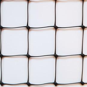 Avinet Siyah 1Mt X 200Mt 24X27mm UV Filtreli Yüksek Dayanıklı Çok Amaçlı Plastik Ağ (PP)