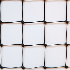 Avinet Siyah 2MT X 200MT 24X27MM UV Filtreli Yüksek Dayanıklı Çok Amaçlı Plastik Ağ (PP)
