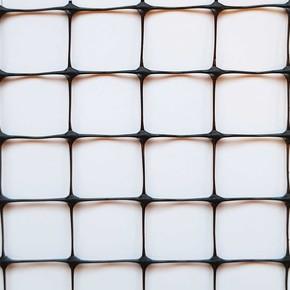 Avinet Siyah 2MT X 200MT 16X16MM UV Filtreli Yüksek Dayanıklı Çok Amaçlı Plastik Ağ (PP)