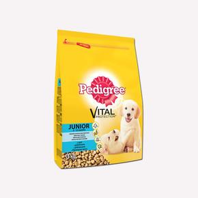 Pedigree Tavuk ve Pirinçli Kuru Yavru Köpek Maması 3 kg