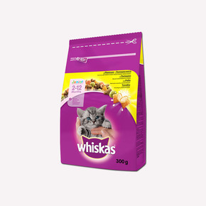 Whiskas Tavuklu Yavru Kuru Kedi Maması 300 gr