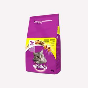 Whiskas Tavuklu Kuru Kedi Maması 1.4 kg