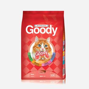 500 Gr Etli Kedi Maması Goody