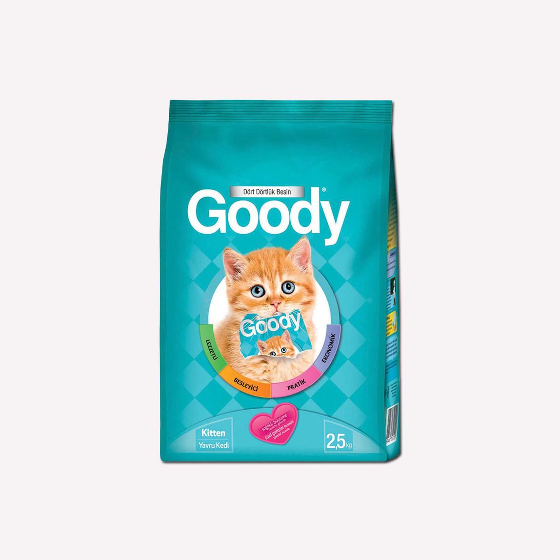 Goody Yavru Kedi Maması 2.5 kg