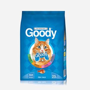 2,5 Kg Balıklı Kedi Maması
