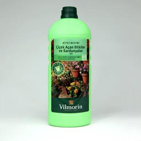 Vilmorin Sardunya ve Çiçekli Bitki Sıvı Besini 1 lt