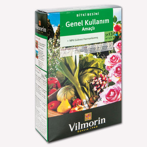 Vilmorin Genel Amaçlı Katı Bitki Besini 800 gr
