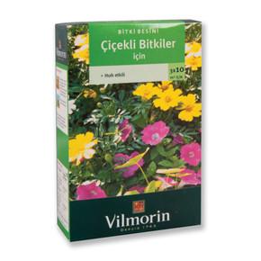 Çiçekli Bitkiler için Katı Besin