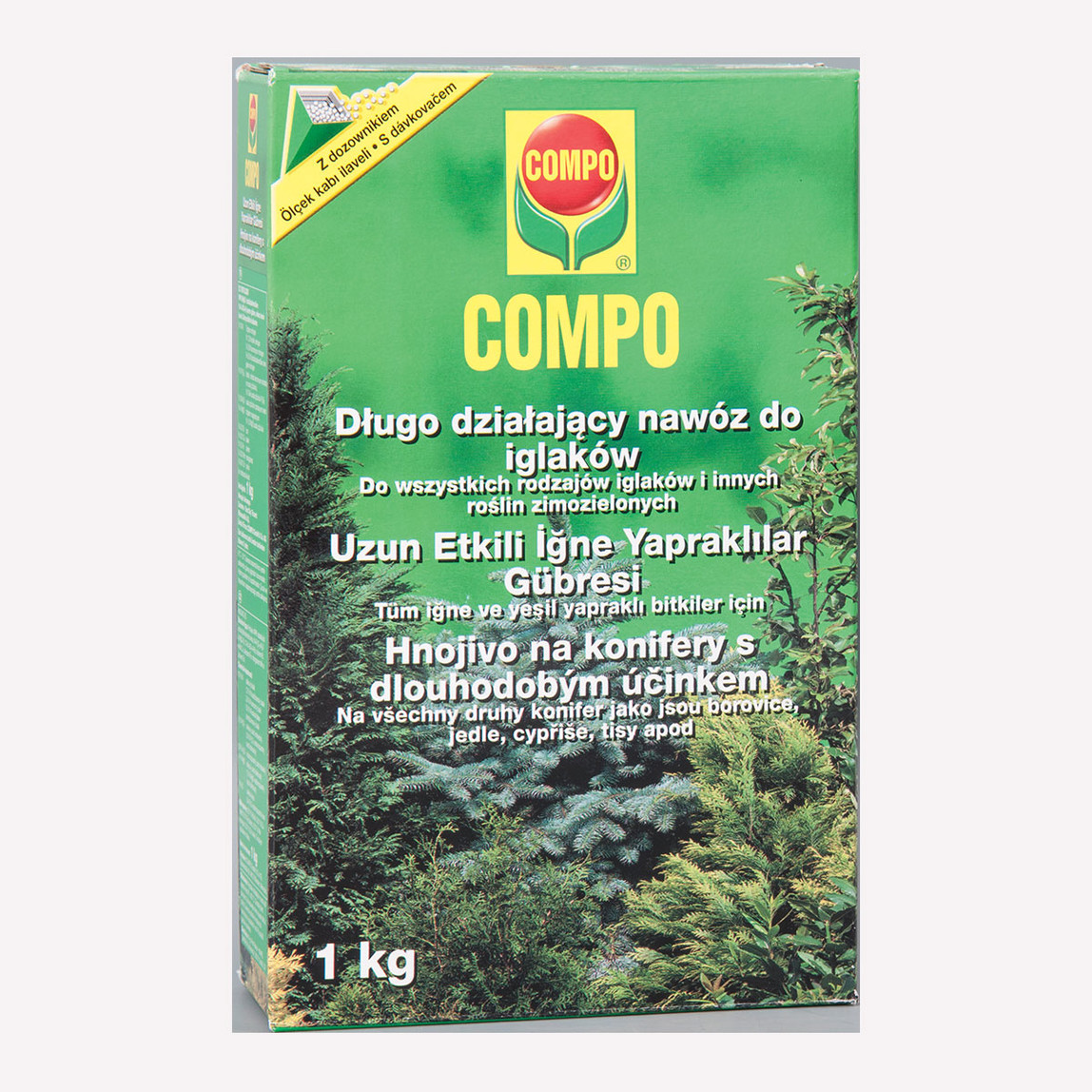 Compo İğne Yapraklılar Gübresi