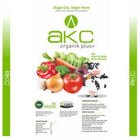 AKC Organik Toz Gübre 25 kg