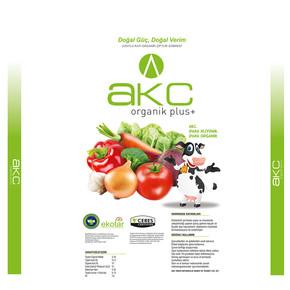 AKC Organik Pelet Gübre 5 kg