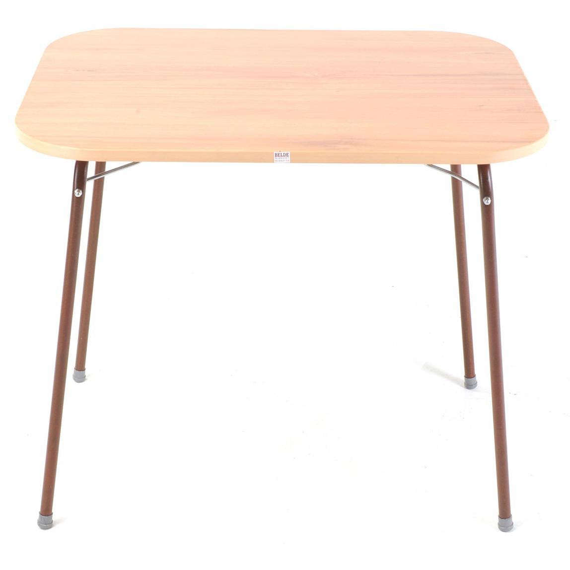 60X80 cm Piknik Masası Punti
