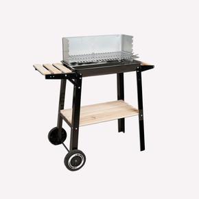 Grillstar Wagon Tekerlekli Kömürlü Mangal
