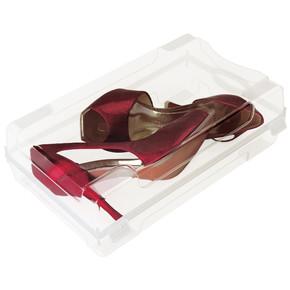 Modelüx Şeffaf Plastik Bayan Ayakkabı Kutusu