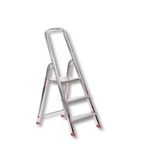 Stabilomat 3 Basamaklı Alüminyum Merdiven