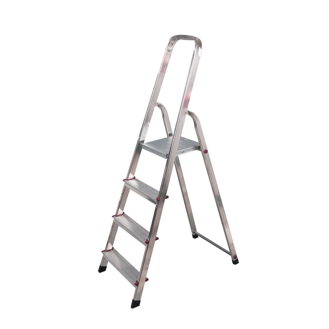 Stabilomat 4 Basamaklı Alüminyum Merdiven