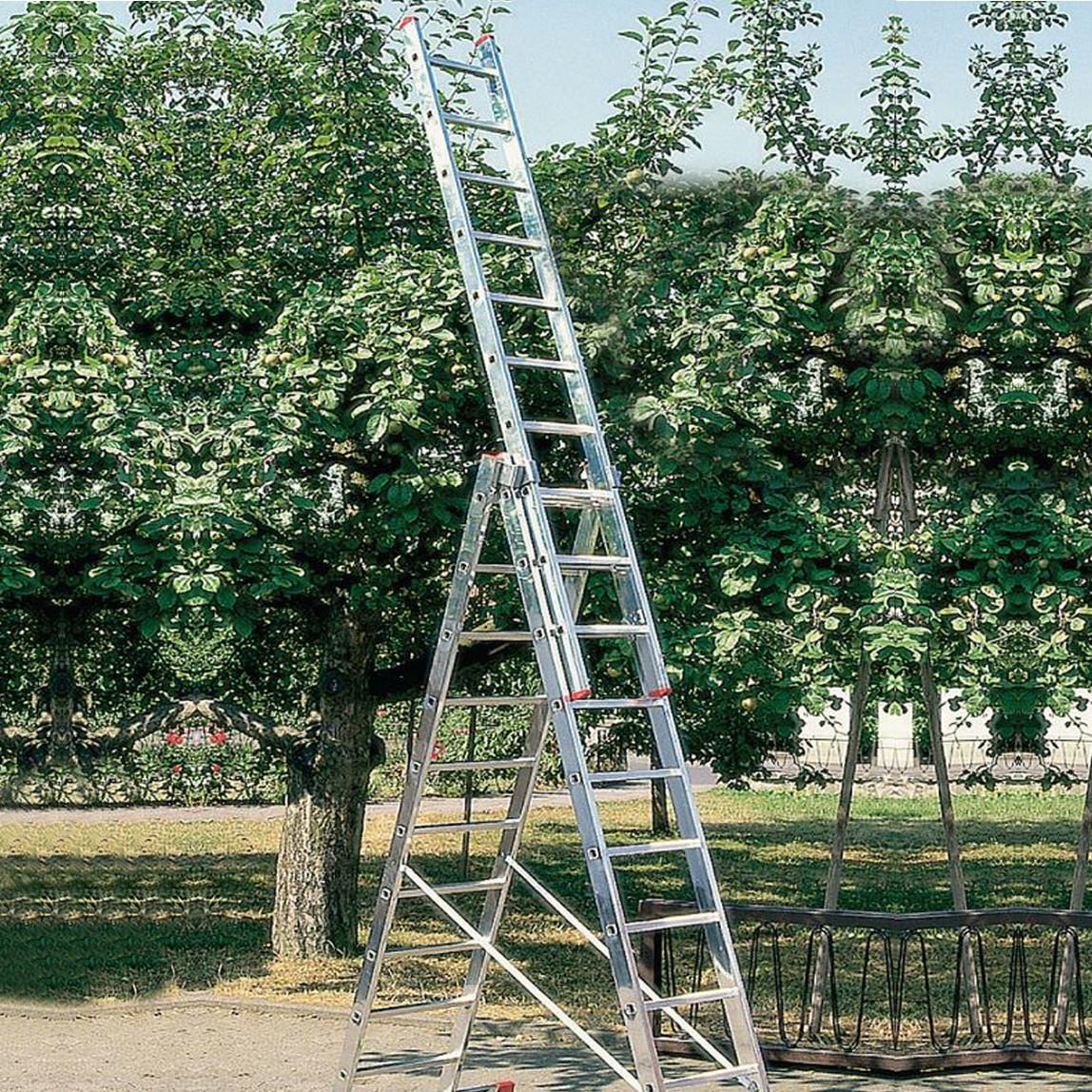 Stabilomat 3x11 Basamaklı Çok Amaçlı Merdiven