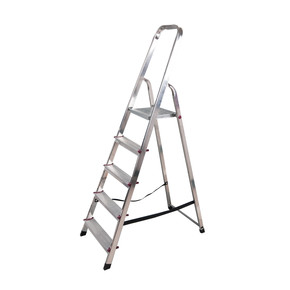 Stabilomat 5 Basamaklı Alüminyum Merdiven