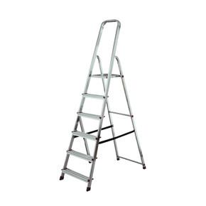 Stabilomat 6 Basamaklı Alüminyum Merdiven