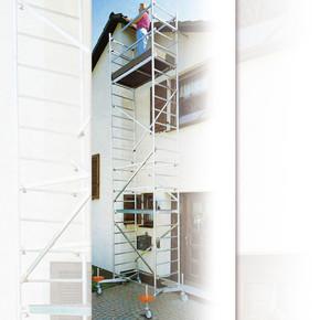 Çalışma Tezgahı Temel İskele 3 metre