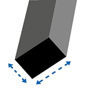 Merdiven Papucu 61.5x20 mm