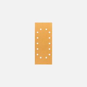 Craftomat Titreşimli Zımpara 115X280 mm K80 (Germe+Delikli)