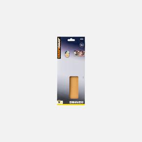 Craftomat Titreşimli Zımpara 115X280 mm K80 (Germe+Deliksiz)