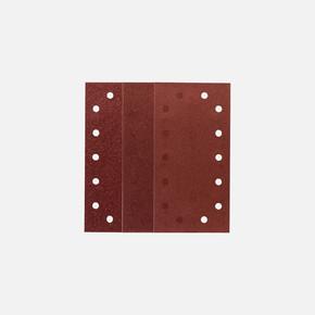 Craftomat Titreşimli Zımpara 115X230 mm Set (Cırtlı+Delikli)