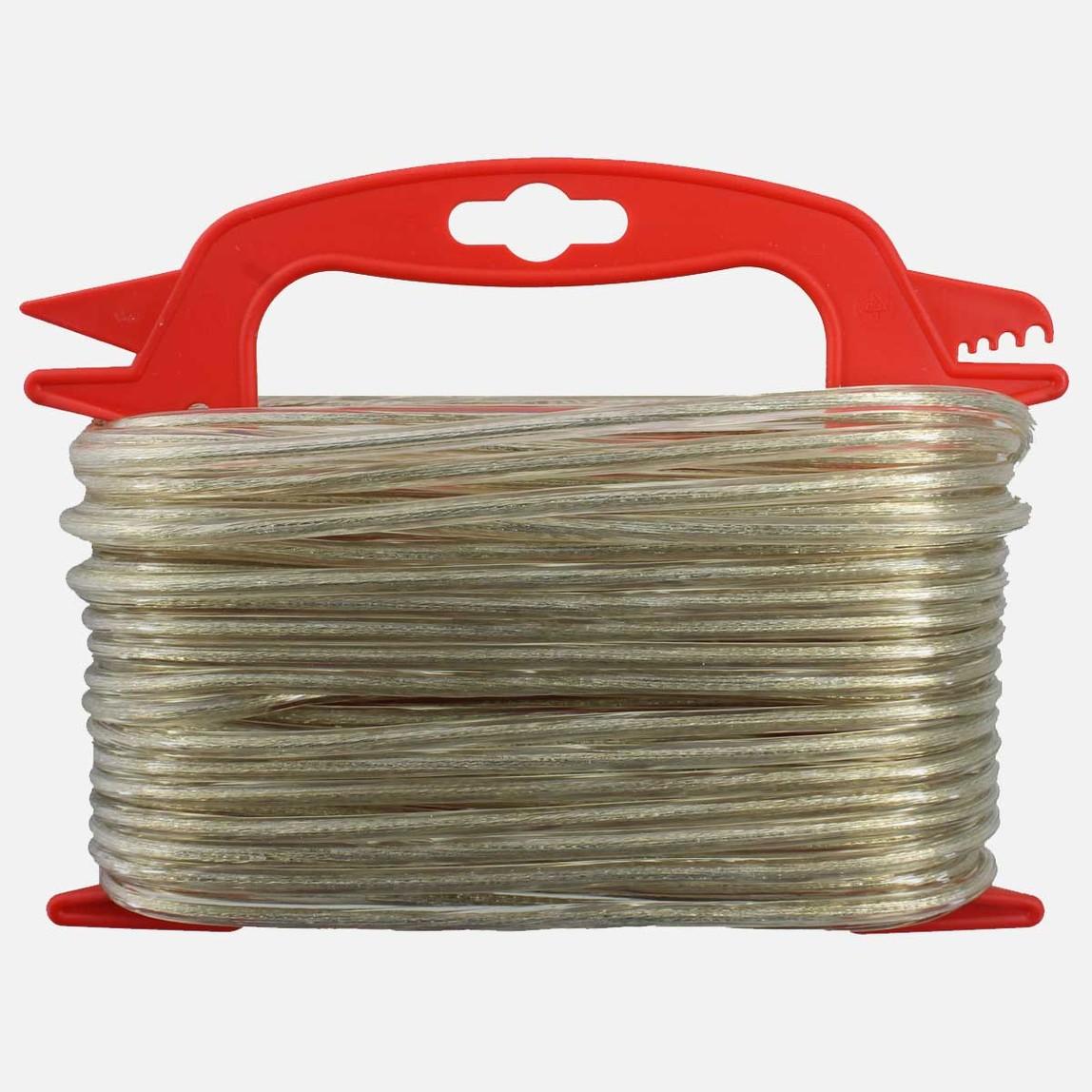 Çelik Çamaşır Teli 5 mm, 20 m.