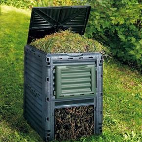 Slimline Termo Komposter Gübre Yapma Sandığı