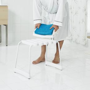 Ridder Banyo Taburesi Beyaz