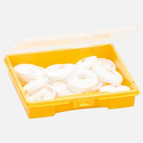 Organizer 1, 1 Bölmeli, sarı