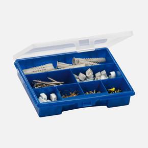 Organizer 1, 7 Bölmeli, mavi