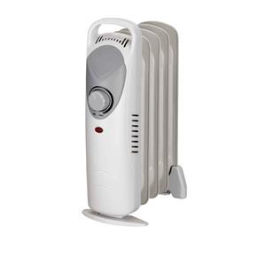 Voltomat 500W 5 Dilim Elektrikli Mini Radyatör
