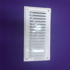 Kapak Aluminyum 150x300 mm  Beyaz