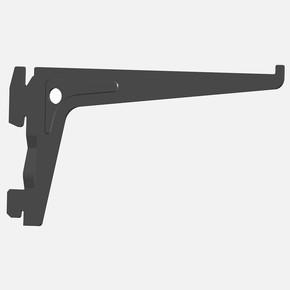 Raf Taşıyıcı Kol, EL50, 150mm, siyah