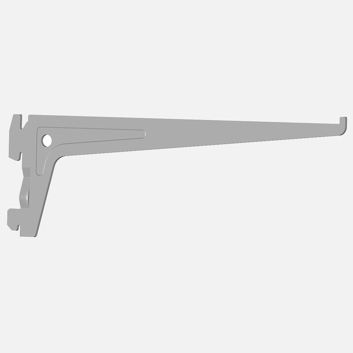Raf Taşıyıcı Kol, EL50, 250mm, beyaz Alu.